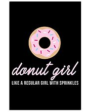 Limited Edition - Donut Girl 24x36 Poster thumbnail