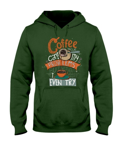 My Love for Coffee