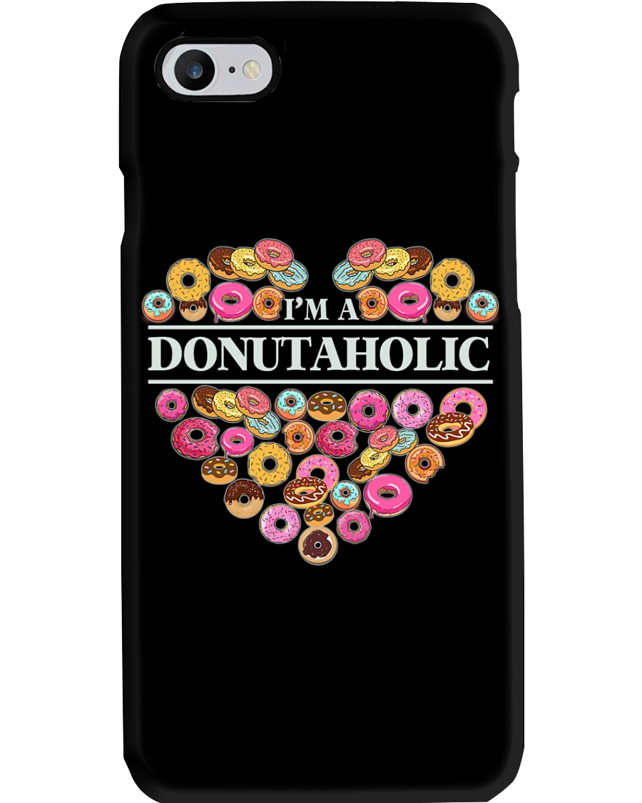 Limited Edition - Donutaholic Phone Case