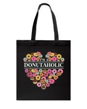 Limited Edition - Donutaholic Tote Bag thumbnail