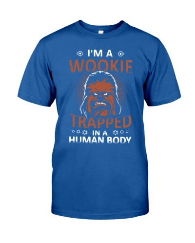 Im A Wookie Trapped In A Human Body