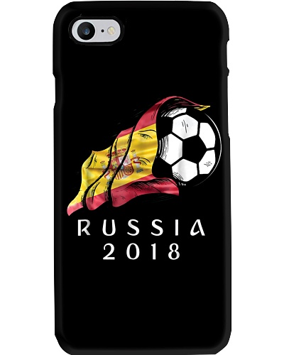 Limited Edition - Spain Soccer 2018