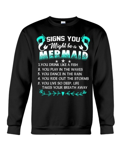 Limited Edition - Signs You Might be a Mermaid
