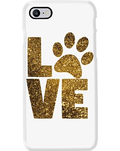 Dog love cases Gift