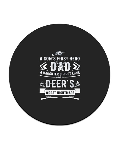 Fathers Day Deer Hunting Shirt