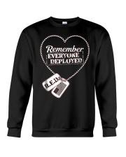 Distressed RED Friday T Shirt Remember Everyone De Crewneck Sweatshirt thumbnail