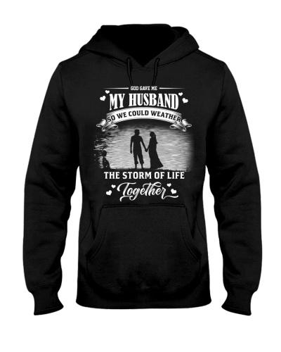 GOD GAVE ME MY HUSBAND- NAT