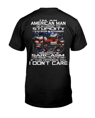 AMERICAN MAN - 11