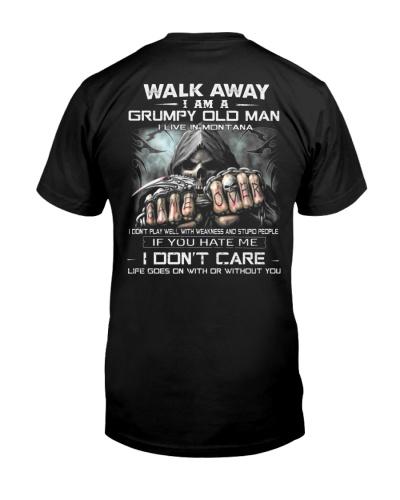 Montana Grumpy Old Man