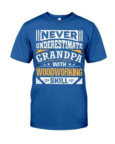 Grandpa woodwork