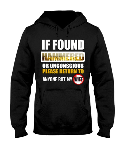 LIMITED EDITION - IF FOUND HAMMERED