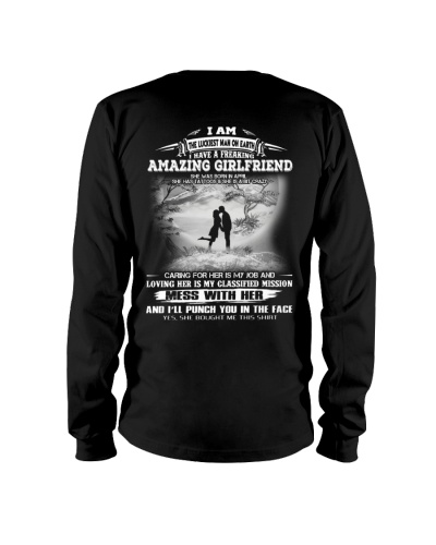 SELLING OUT FAST - AMAZING GIRLFRIEND - T4 CONGNT