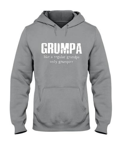 GRUMPA - DTS