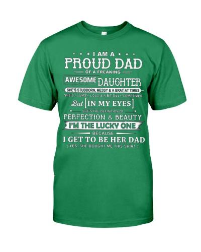 I AM A PROUD DAD