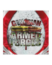 Remembrance Day - CANADIAN ARMED FORCES Cloth face mask aos-face-mask-coverlet-lifestyle-front-02