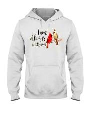 forever in love Hooded Sweatshirt thumbnail