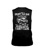 NEW VERSION - OLD MAN DON'T CARE 4 Sleeveless Tee tile