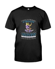 5 SIGNS I'M PROBABLY A DRAGON Classic T-Shirt tile