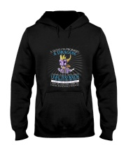 5 SIGNS I'M PROBABLY A DRAGON Hooded Sweatshirt tile