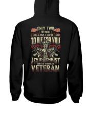 AMERICAN VETERAN-HTV Hooded Sweatshirt tile