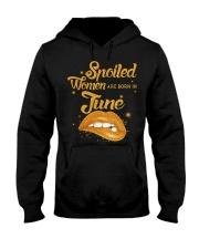 I'M A SPOILED WOMEN - 6 -MTV Hooded Sweatshirt thumbnail
