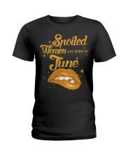 I'M A SPOILED WOMEN - 6 -MTV Ladies T-Shirt thumbnail