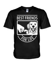 Limited Edition Prints TTT V-Neck T-Shirt thumbnail