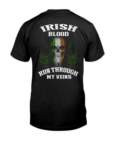 TOM- IRISH BLOOD RUN THROUGH MY VEINS