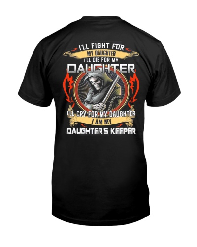 I AM MY DAUGHTER'S KEEPER