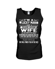 Limited version - awesome tattooed wife 12 Unisex Tank thumbnail