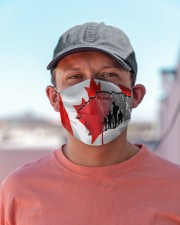 HTV - LEST WE FORGET - LIMITED EDITION Cloth face mask aos-face-mask-lifestyle-06