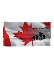 HTV - LEST WE FORGET - LIMITED EDITION Cloth face mask front