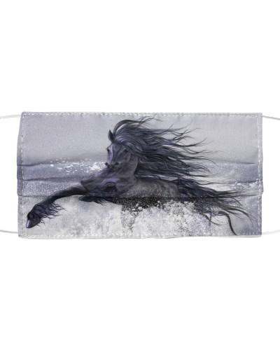 Face Veil Horse 1