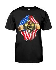 FIREMAN-02-HTV Classic T-Shirt front