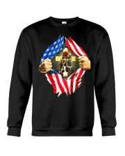 FIREMAN-02-HTV Crewneck Sweatshirt thumbnail
