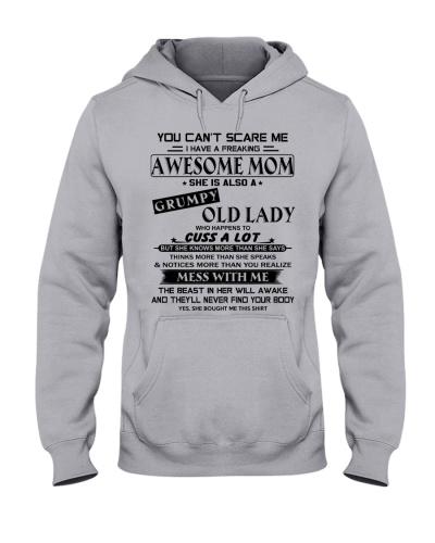 MOM - OLD LADY VERSION
