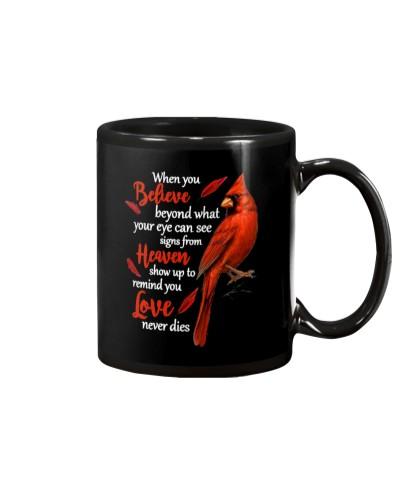 Cardinal Bird - Mugs