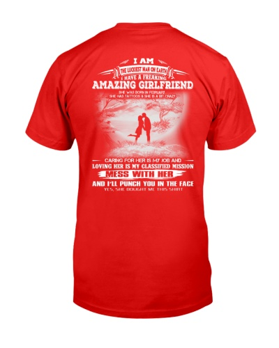 LIMITED EDITION - AMAZING GIRLFRIEND 2 - HTL