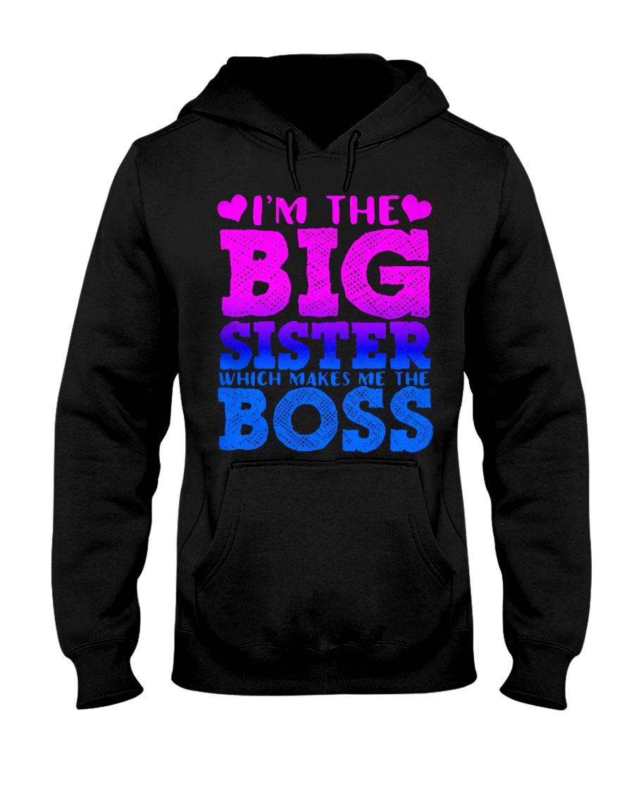SISTER BOSS Hooded Sweatshirt