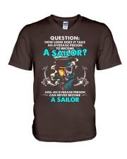 SAILOR V-Neck T-Shirt thumbnail