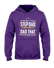 STEPDAD - STEPPED UP Hooded Sweatshirt thumbnail