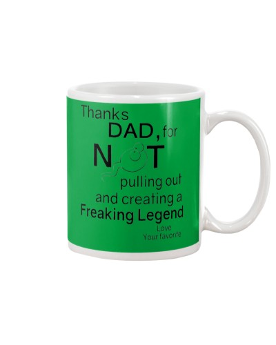 AWESOME - THANK DAD