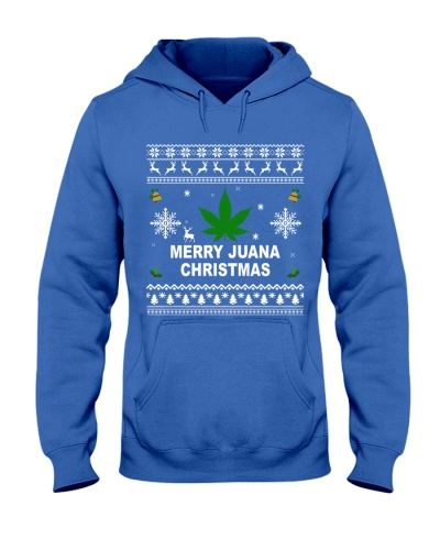 MERRY JUANA CHRISTMAS - THACH