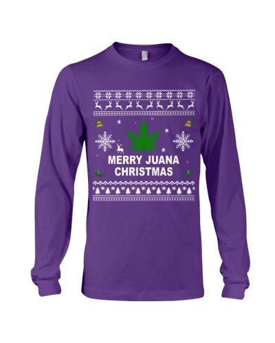 MERRY JUANA CHRISTMAS - THACH