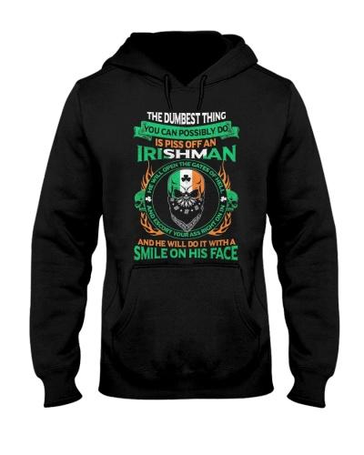 AN IRISH MAN-DTA