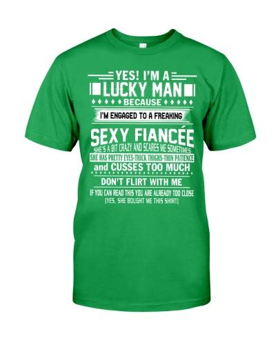 I AM LUCKY MAN