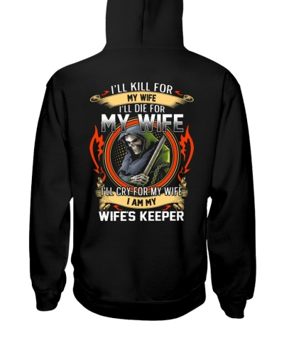 I AM MY WIFE'S KEEPER