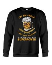 I CAN MAKE BEER DISAPPEAR Crewneck Sweatshirt thumbnail
