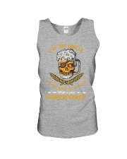 I CAN MAKE BEER DISAPPEAR Unisex Tank thumbnail