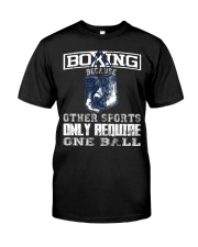 BOXING - LIMITED  Classic T-Shirt front